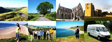 See Wales Tours of Wales from Cardiff