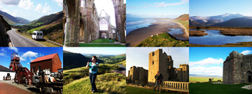 Day tours with See Wales Tours