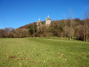 tour 1 castell coch